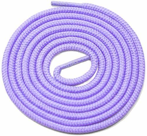 "Primary image for 54"" Lavender 3/16 Round Thick Shoelace For All Women's Casual Shoes"