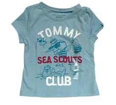 Tommy Hilfiger T-Shirt  Kids Girls Baby Blue- XXS (2-3) - $19.99
