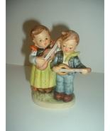 Hummel HUM 150 Happy Days Boy and Girl Figurine TMK 5 - $39.99