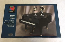 MICKEY Unlimited Swing Time Self Playing Piano,... - $40.00