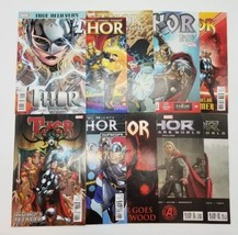 Thor One-Shot & Limited Series Dark World Avengers Marvel Comic Book Lot... - $40.63