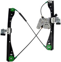 New Chevrolet Malibu Front Drivers Side Power Window Regulator With Motor - $86.56