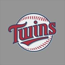 Minnesota Twins #9 MLB Team Logo Vinyl Decal Sticker Car Window Wall Cornhole - $4.40+