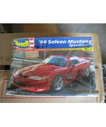Revell 1998 Saleen Mustang Speedster 1/25 scale - $29.99