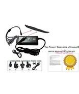 8 Channel Camera 12 Vdc 5Amp Power Supply & Splitter - $19.10