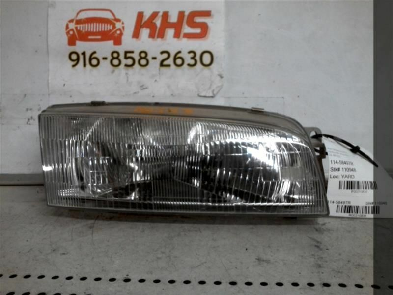 Primary image for Passenger Right Headlight 4 Door Fits 97-01 MIRAGE 210831