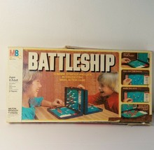 Vintage Milton Bradley Battleship Game 1978 - Appears to be Complete see photos! - $12.99