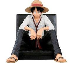Banpresto One Piece Creator x Creator Monkey D. Luffy Action Figure (Red Band Ve - $142.06