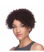 ELEGANTE COLLECTION BRAZILIAN REMY 100% HUMAN HAIR WIG 'H CANDELA' CURLY  WIG - $34.99