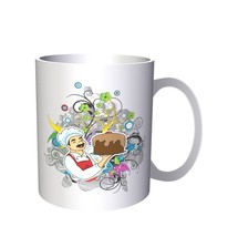 Head Chef Bon Appetit Funny Novelty  11oz Mug rr28 - $10.83