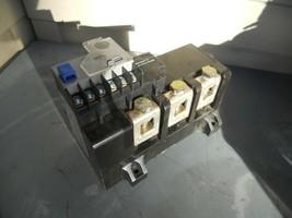 Ge CR324FXLS Overload Relay Nema Size 3/4 600V 35-70Amps 3P A - $75.00