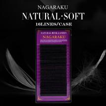 NAGARAKU® 16Rows Soft Faux Mink Individual Eyelash Extension Cilia Lashes - $6.23