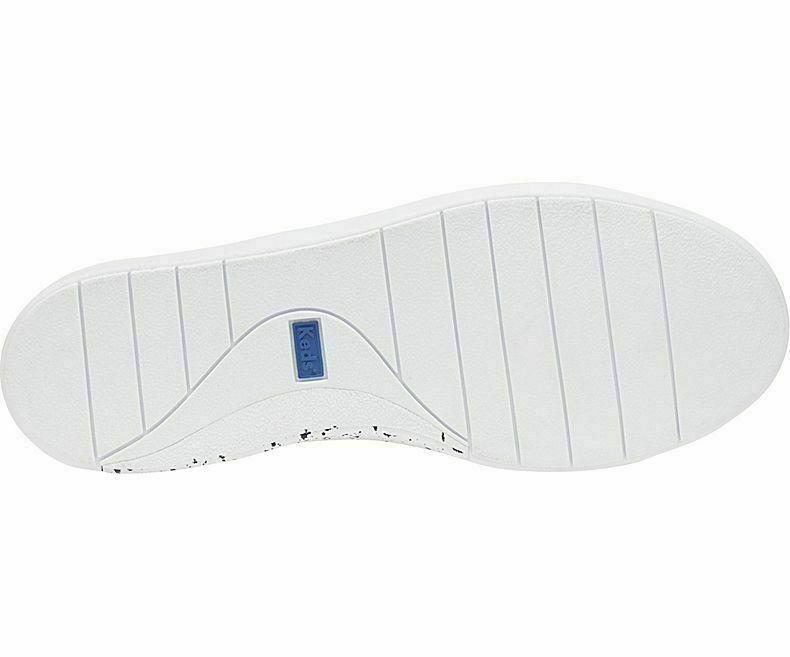 Keds WF58728 Women's Studio Liv Diamond Mesh Navy Shoes, 6 Med