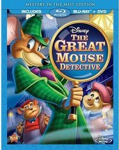 Disney The Great Mouse Detective [Blu-ray/DVD]