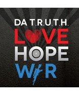 Love Hope War [Audio CD] DA T.R.U.T.H. - $5.40
