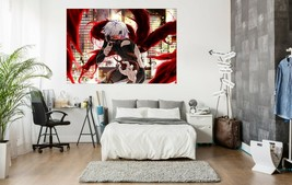 3D Tokyo Ghoul Cool T754 Japan Anime Wall Stickers Vinyl Wall Murals Wall Sunday - $27.34+
