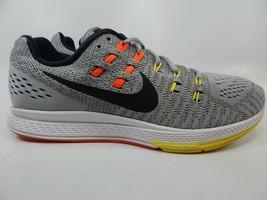 Nike Air Zoom Structure 19 Sz 10 M (D) EU 44 Men's Running Shoes Gray 806580-007