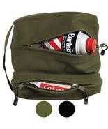 Canvas Dopp Travel Toiletry Bag Dual Organizer Portable Carry Case Shavi... - $10.99