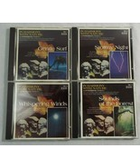 Lot of 4 Preowned In Harmony With Nature CDs Stromy Night Gentle Surf Fo... - $19.37