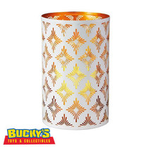 Snowflake Candle Holder Hallmark Heritage Collection Large Home Luminary... - $39.55