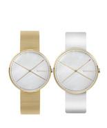 XIAOMI CIGA Design D009-1A X Series Women Wrist Watch Golden Case Reddot... - $144.92