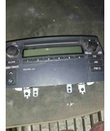03-04 TOYOTA COROLLA RADIO RECEIVER AUDIO CD AM FM A51802 OEM - $53.22