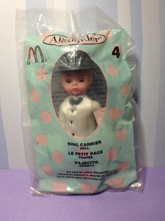 Madame Alexander TEAM MATES GIRL #3 New Sealed! 2005 McDonalds