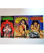Harris Vengeance of Vampirella Comics # 2, 3 and 4 -All Signed by Joe We... - $19.99