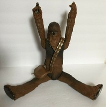 Jakks Pacific Big Figs Star Wars Chewbacca Chewy Poseable Action Figure ... - $79.99