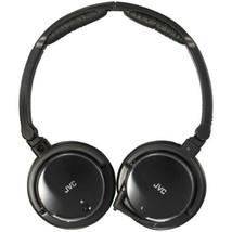 JVC HANC120 Noise-Canceling Headphones with Retractable Cord - $78.35