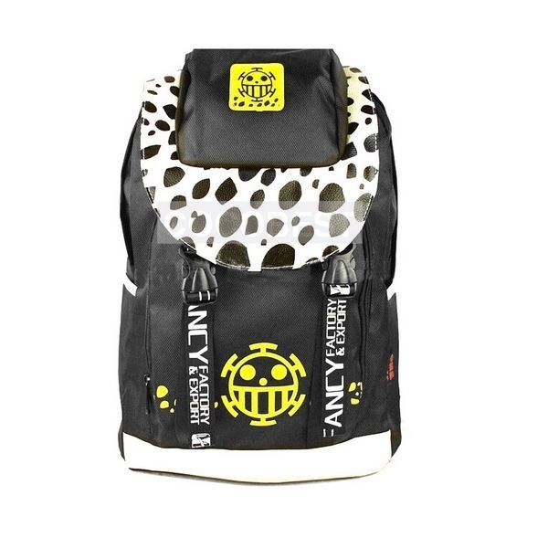 One Piece Trafalgar Law Backpack Sports Backpack Anime Backpack