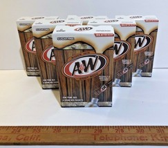 A&W Root Beer Drink Mix Singles to Go! Lot of 6 (new style box), Sugar Free - $17.35