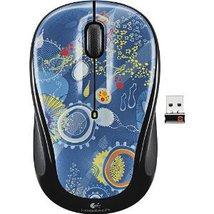 Logitech M325 Wireless Optical Mouse - Blue Sky - 910-002962 - $561,36 MXN