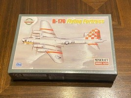 Minicraft 1/144 Scale B-17G Flying Fortress Bomber Sealed Model - $30.00