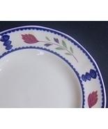 Adams Lancaster Salad Plate Minor Glaze Imperfe... - $4.99