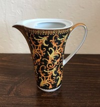 "Versace by Rosenthal Barocco Creamer Without Lid  3 3/8"" - $110.00"