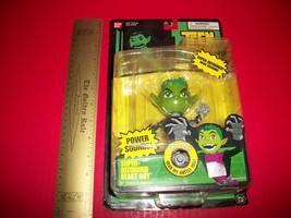 DC Comics Teen Titans Action Figure Toy Super Deformed Beast Boy Character Box - $18.99