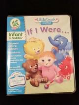 LeapFrog Baby LittleTouch LeapPad Infant & Toddler:  If I Were ... NEW - $14.01