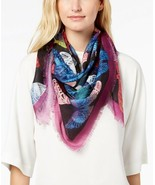 Echo Flying Away Square Scarf (Multi) - $28.11