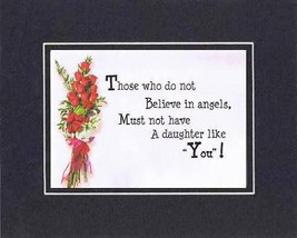 [Convertible][Sample] Those Who Do Not Believe In Angel . . . 8 x 10 Inches S... - $9.85