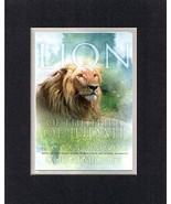 Lion of the Tribe of Judah King of Nations God Almighty - Revelation 5:5... - $9.85
