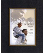 Honoring Fathers - Proverbs 20:7 . . . 8 x 10 Inches Biblical/Religious ... - $9.85