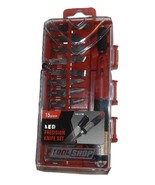 ToolShop LED 15 piece Precision Knife Set  NWOT - $9.99