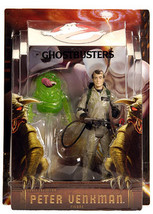 Ghostbusters Peter Venkman with Slimer Action Figure *NEW* - $49.99