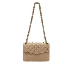 Rebecca Minkoff Quilted Mini Affair Leather Shoulder Bag NWT - $159.00