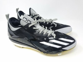 Adidas Boost Icon 2.0 PE James Shields Cleats Black Gold Size 12.5 NEW RARE - $44.95