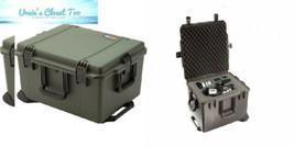 Waterproof Case (Dry Box)   Pelican Storm iM2750 With Foam (OD OD Green  - $212.11