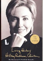 Living History by Hillary Rodham Clinton - $6.00