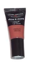 Laura Geller Shine and Shield Lip Gloss SPF 15 in Fresco Melon - $6.98