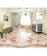 3D Elegant Flower Pure40 Floor WallPaper Murals Wall Print Decal 5D AJ W... - $65.44+
